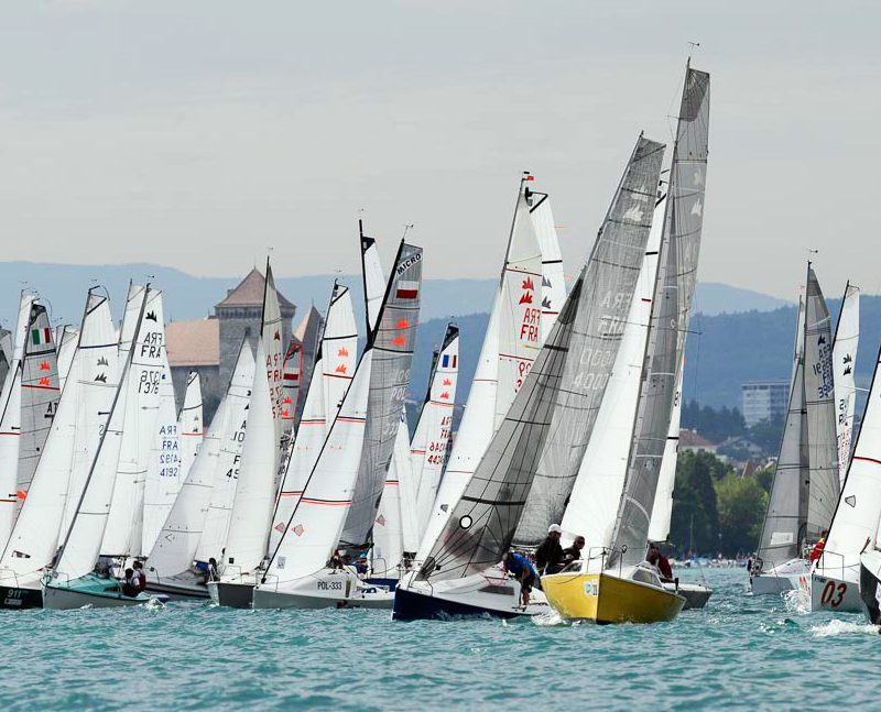 Annecy Lac d'Argent will host Euro Micro on 8-9 September 2018