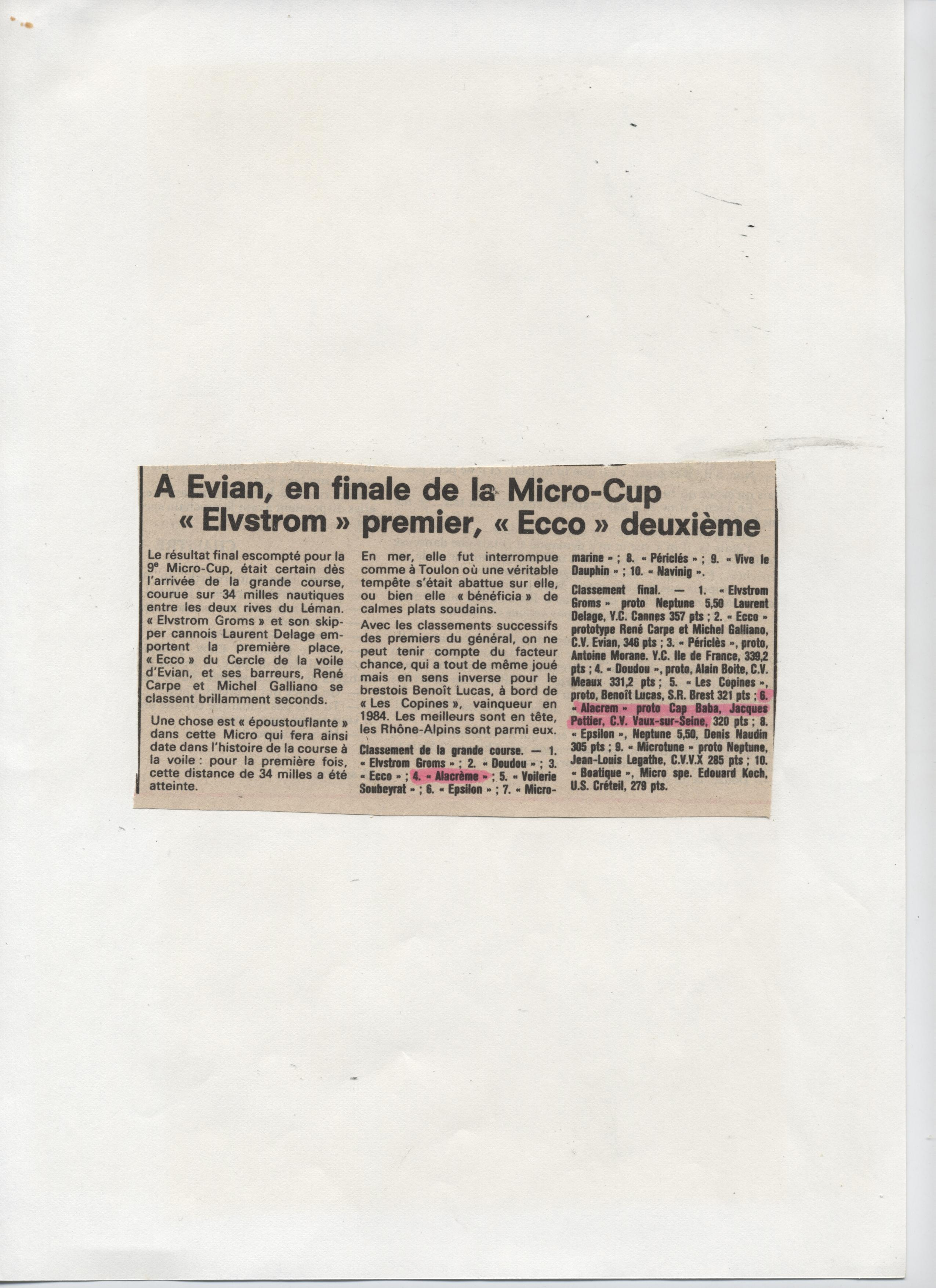 Micro Cup Evian 1985 002