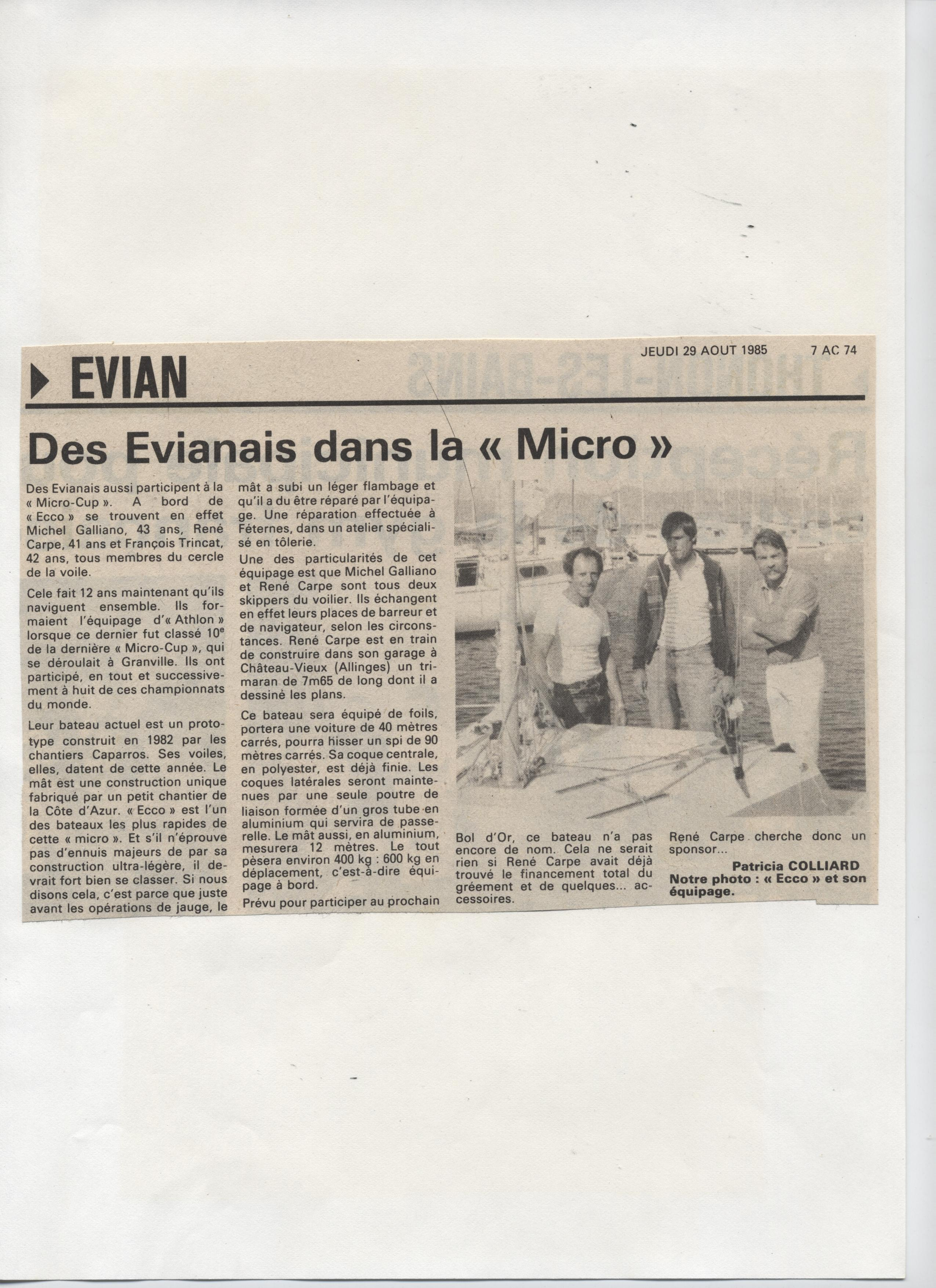 Micro Cup Evian 1985 004